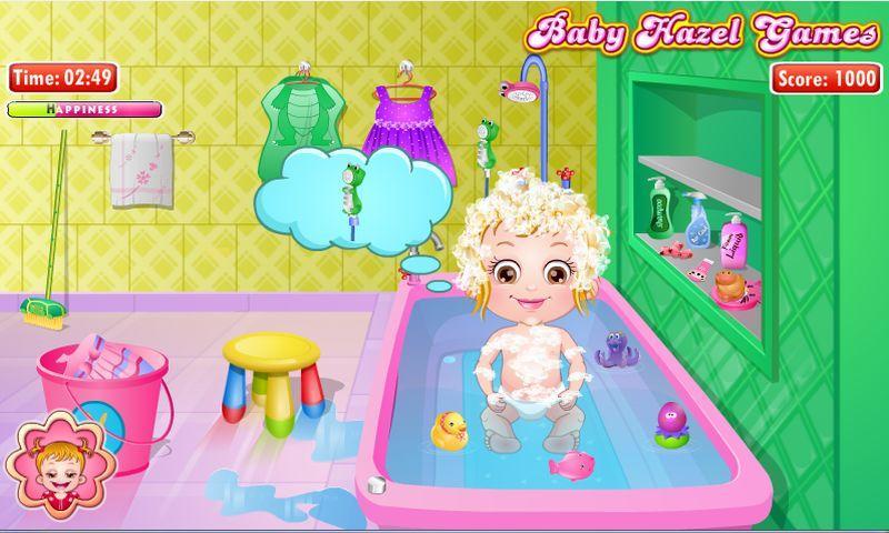 baby hazel gra